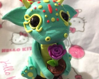 See What I Grew? - Baby Dragon Figure