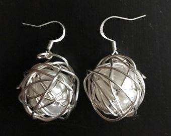 Pearl of Wisdom Earrings