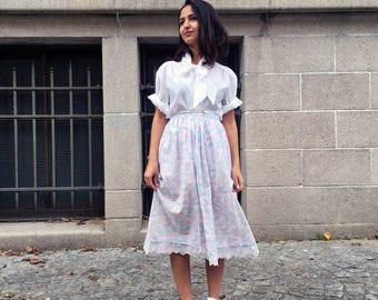 Vintage Cacharel skirt