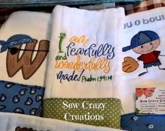 Pirate, Baseball & Wonderfully Made Collection