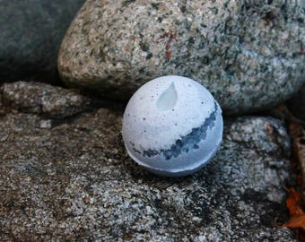 Stormy Weather, Large Bath Bomb, Bath Fizzy, Relaxing, Bath and Beauty