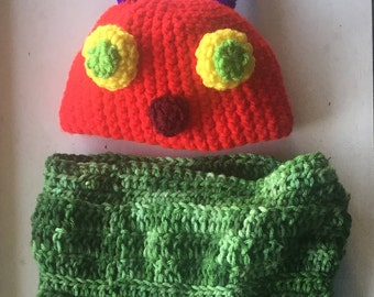 The Hungry Caterpillar Cocoon