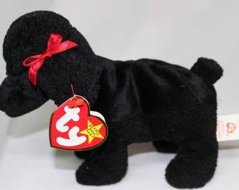 Ty Beanie Baby Gigi the Poodle