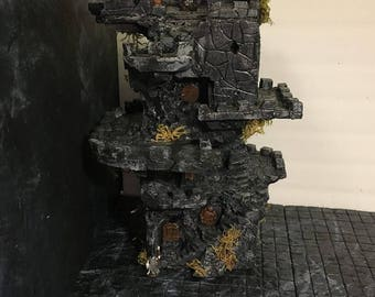 28mm Twisted Wizards Tower