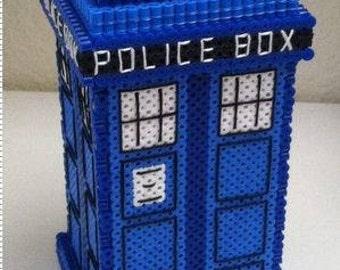 Doctor Who Tardis Trinket Box