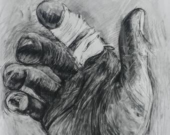 Worker's Hand