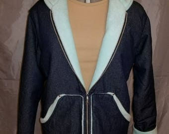 Cold Weather Jacket, Double Lined size medium