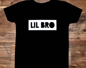 LIL BRO SHIRT | Little Brother Shirt | Lil Bro Shirt | Little Brother Announcement | Big Brother Announcement | Little Brother | Big Brother