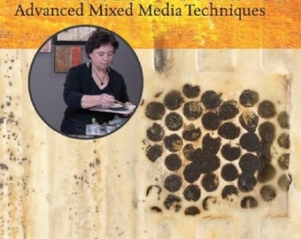 In the Encaustic Studio: Advanced Mixed Media Techniques with Michelle Belto [DVD]