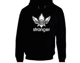 Stranger Things-Adidas Demogorgon hoodie,Stranger Things hoodie,stranger things gift,stranger things art,Demogorgon hoodie