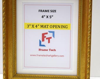 "3""x4"" Miniature Photo Frame"