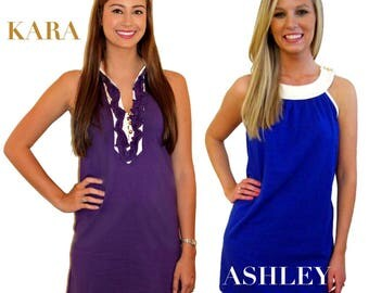 Tru Colors Gameday Dress , Tru to your style, Tru to your team, TRU COLORS!!