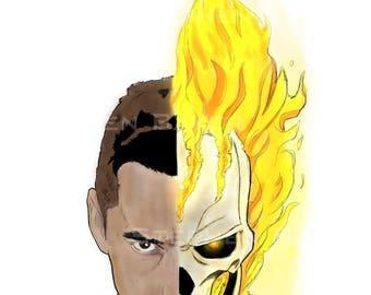Ghost Rider/Robbie Reyes