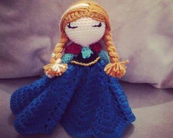 Princess Ana Lovey Blanket