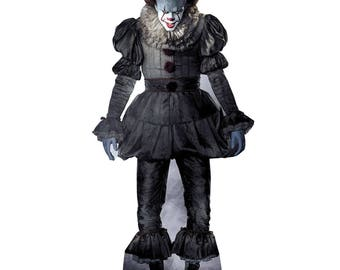 Pennywise from IT Movie 2017 Life-Size Cardboard Cutout