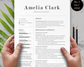 administrative assistant resume admin resume template cover letter resume format word assistant - Resume Template Cover Letter