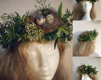 Spring Headwreath, Wiosenny wianek na głowę