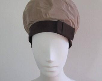 Vintage 1960s Toque Hat