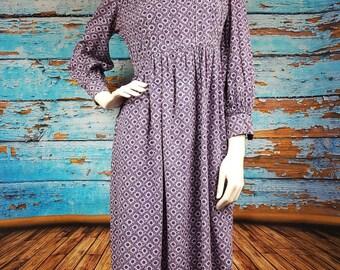 70s prarie dress.