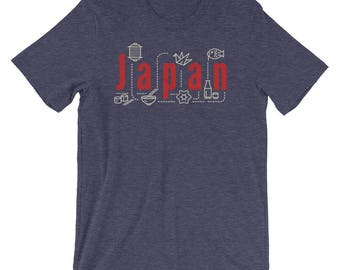 Japan shirt, Japanese shirt, Japan tshirt, Japan shirt for men, Tokyo shirt, Tokyo gifts, sushi shirt, Japanese tshirt