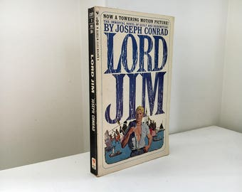Lord Jim by Joseph Conrad (Movie Tie-in Paperback)