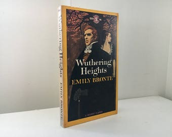 Wuthering Heights by Emily Bronte (1960 Paperback)