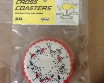 1950s coasters