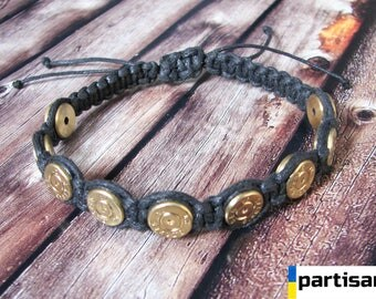 Bullets bracelet  AR-15, ammo jewelry, gifts for shooters, bullet accessories