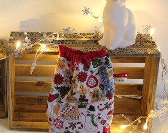 """Bag snack of Christmas """"Christmas decorations"""""""