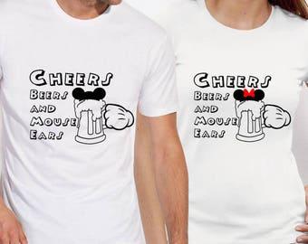 Disney Drinking Shirt Mens Disney Drinking Shirt Womens Disney Drinking Shirt Disney Drinking Beer Shirt Drinking Disney Shirt Disney fun