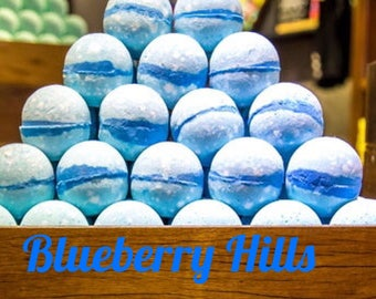Blueberry Hills Bath Bomb