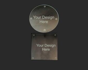 Custom Personalized Cutting Board