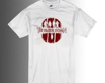 Stranger Things, The Upside Down T shirt, Gift, Xmas Present, Hawkings