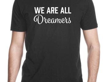 Martin Luther King - We Are All Dreamers T-shirt - MLK