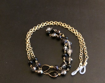 "Eyeglass Chain, 36"""