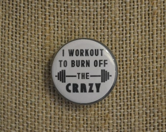 Workout to Burn off Crazy