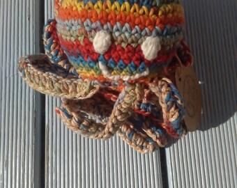 Octopus plush ~ Elioth
