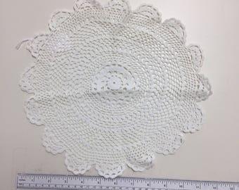Antique Crochet Doily