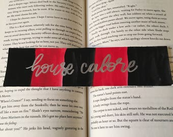 House Calore Bookmark