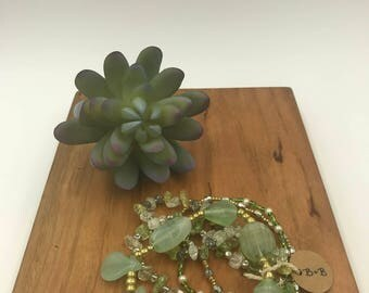 Made in the Jade Stackable Bracelet Set
