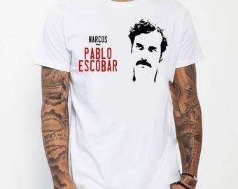 Pablo Escobar tshirt, Pablo Escobar shirt, Pablo Escobar gift, Narcos Shirt, Colombia  tshirt, Christmas Gift, Birthday Gift