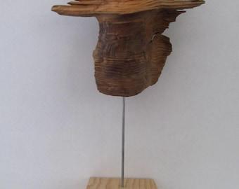 unusual natural wood sculpture - nicewood