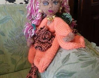 Autumn Fairy - Decor Doll