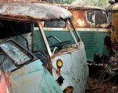 VW Vans in junkyard on me...