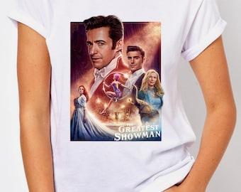 T-SHIRT GREATEST SHOWMAN / tshirt movie / tee oscars / tshirts musical / tees gift / tshirt p. t. barnum / kids