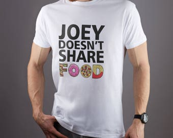 Friends TV Show Shirt Joey Tribbiani Shirt Friends T Shirt Graphic Tee Hype Clothing TV Show Merch Funny T Shirt 90s Shirt Sitcom ANM1003