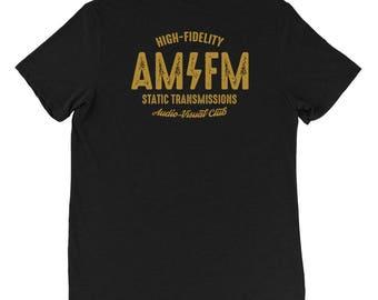 AM/FM Club Tee