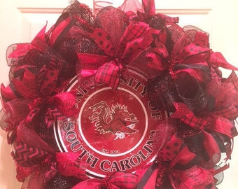 USC Decorative Wreath