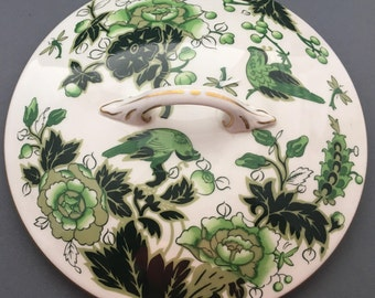 Coalport Cathay Vegetable Tureen Lid Only
