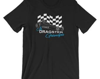 Jr. Dragster Grandpa T-Shirt